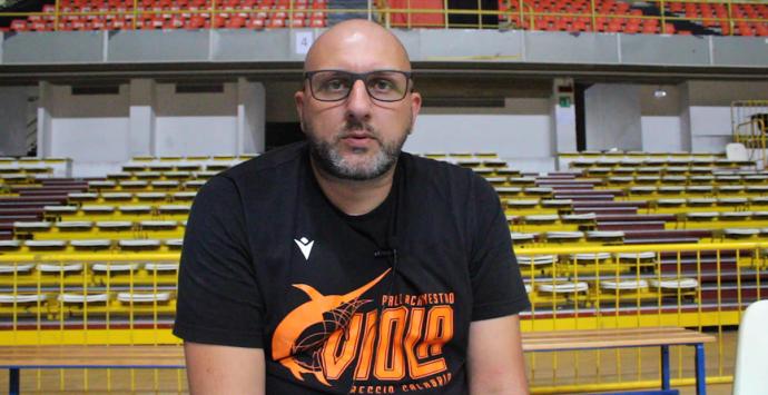 Viola, coach Bolignano in esclusiva: «Vorrei trionfare con questi colori, sarà una B tosta»