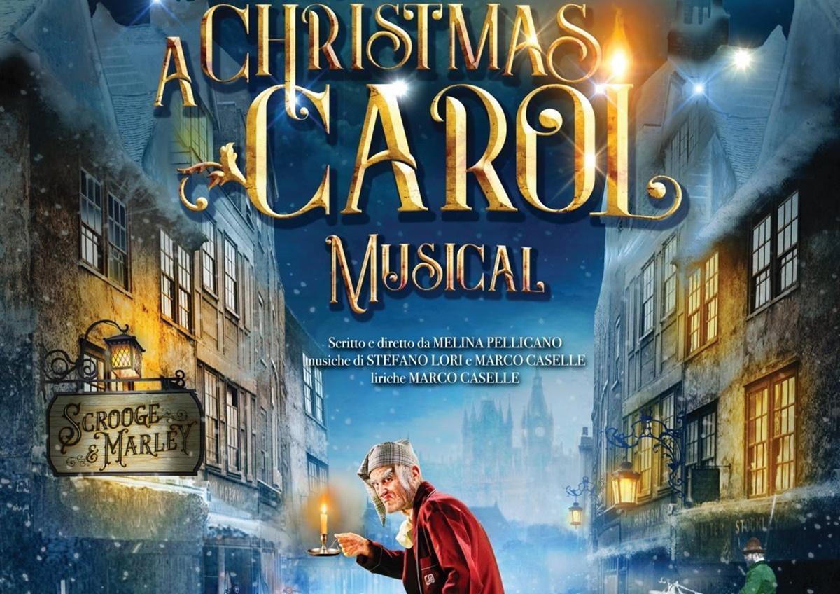 """Arriva a Reggio Calabria """"A Christmas Carol Musical"""""""