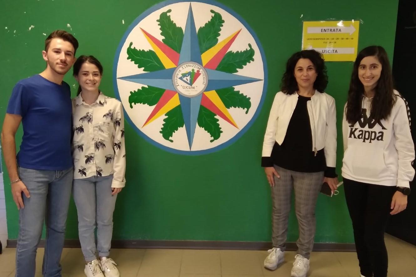 Primo posto per l'Euclide al concorso nazionale Mondadori #leparolechesiamo, la scuola che vogliamo