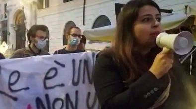 Il collettivo Peppe Valarioti in piazza a Roma con la rete Voto Sano da Lontano