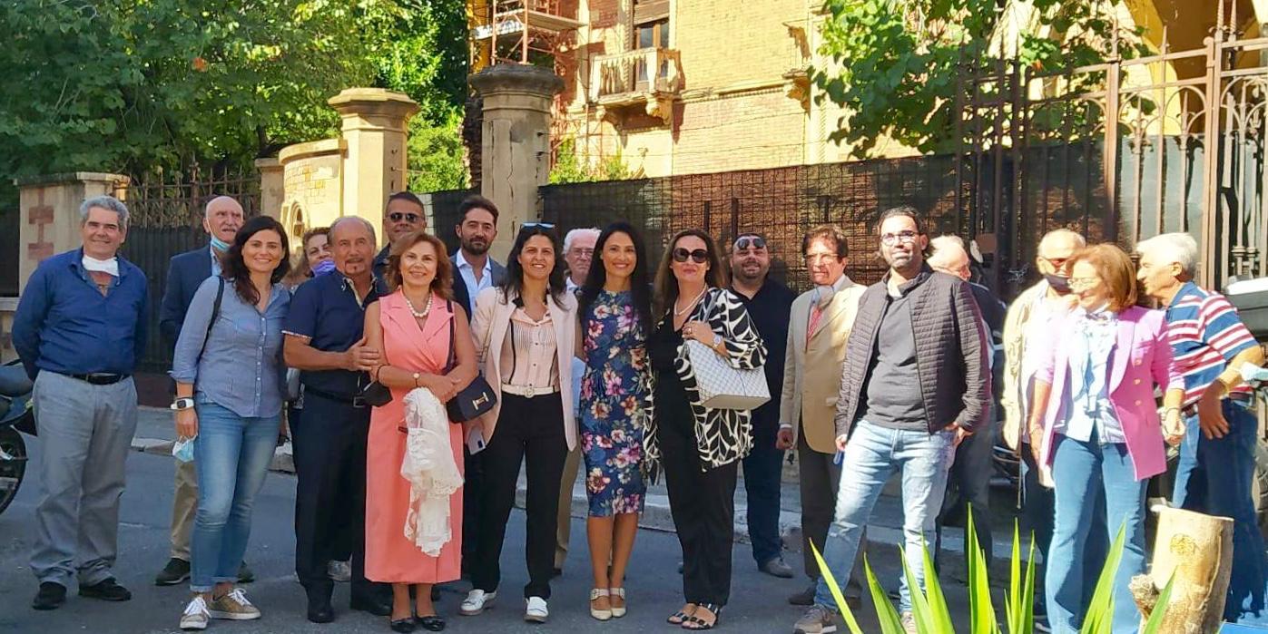 Impegno e Identità nei quartieri, Marcianò: «Sempre presenti per i reggini»