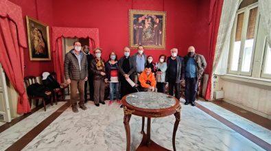 L'Ancadic è stata ricevuta dal monsignor Fortunato Morrone