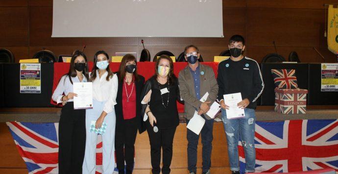 Cittanova, consegnata la certificazione Trinity agli studenti dello European Languages Institute
