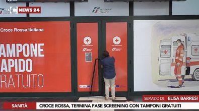 Tamponi gratuiti della Croce Rossa a Reggio Calabria, termina il progetto ma resta la disponibilità