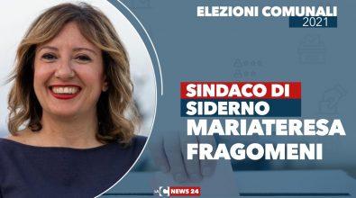 Siderno, Mariateresa Fragomeni è il nuovo sindaco |GUARDA LA DIRETTA