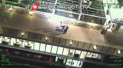 Colto da shock settico in crociera, è stato soccorso con un elicottero e portato in ospedale a Reggio
