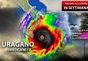 Maltempo, si alza il livello di allerta in Calabria: il ciclone si rafforza e diventa uragano