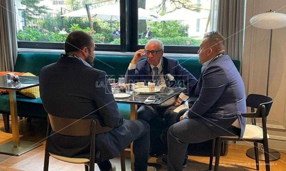 Gabriele Martino: «Potevo portare Kakà alla Reggina»