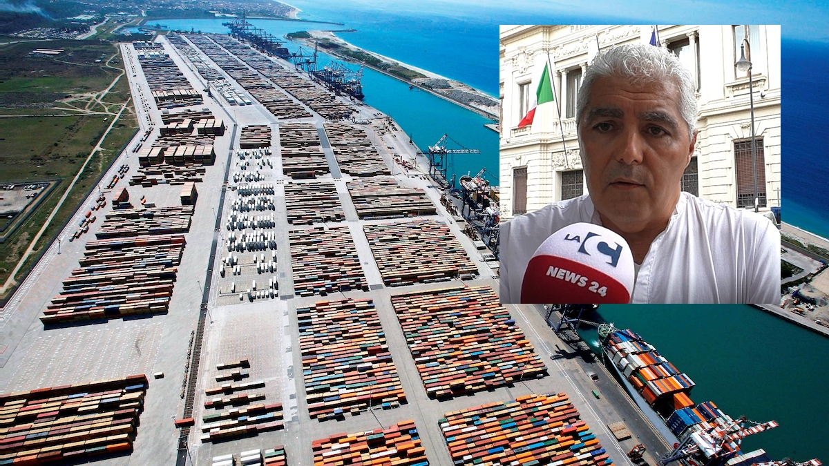 Porto di Gioia Tauro, Larocca: «Dal 15 ottobre accesso solo con green pass»