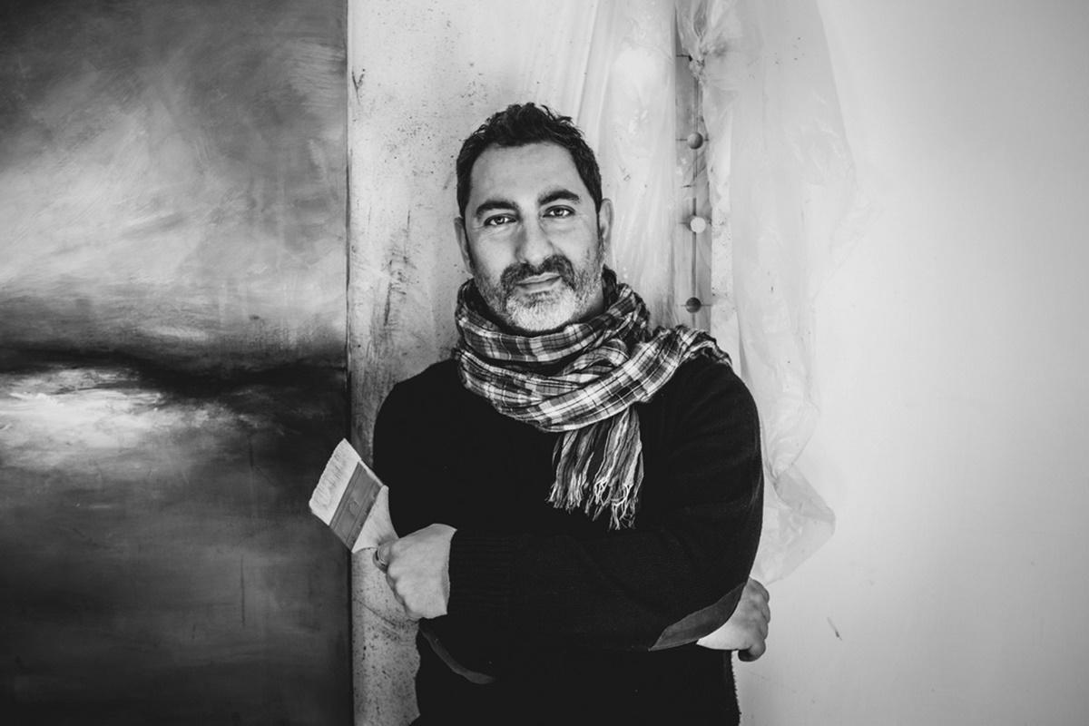 """A Reggio arriva """"Terraluce"""", la mostra personale di pittura di Saso Pippia"""