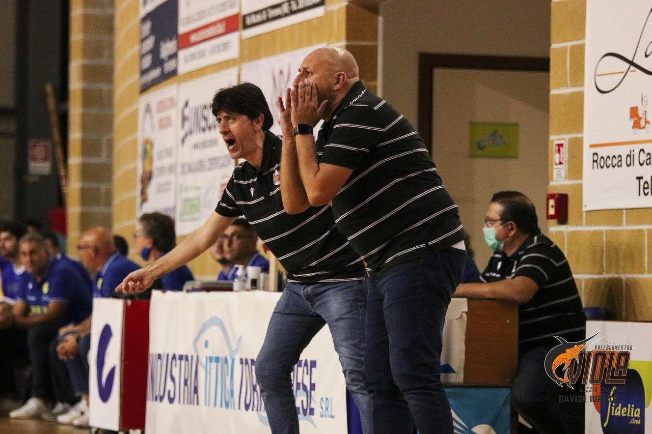Torrenova-Viola, il post-gara. Bolignano: «Né fenomeni contro Avellino, né brocchi oggi»
