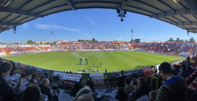 Reggina, perso un primato…in Serie C