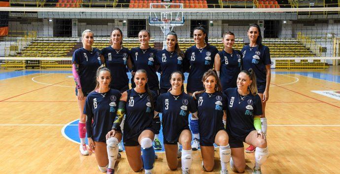 Pallavolo, tie-break fatale a Benevento per una buona Volley Reghion