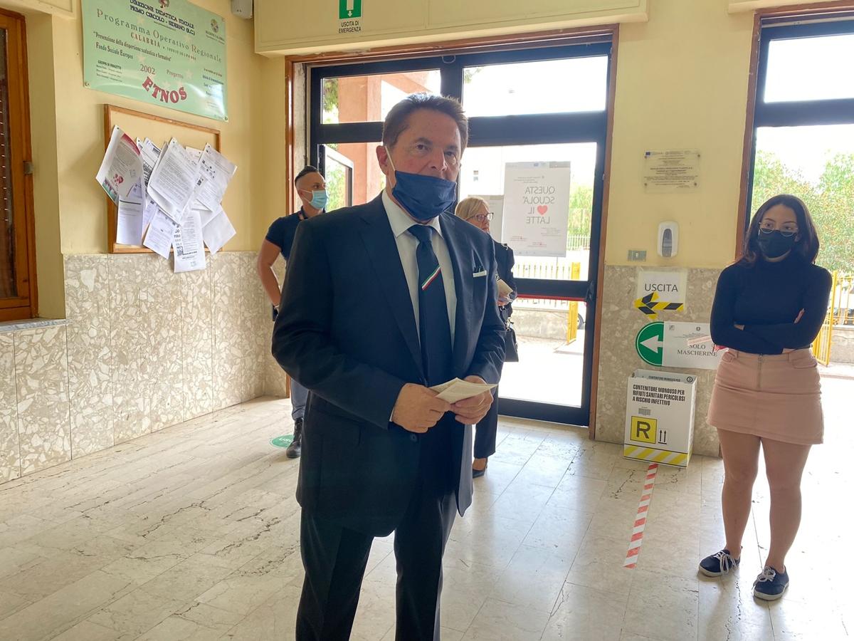 Ballottaggio Siderno, De Giorgio: «Con Barranca fatti e mai più parole»